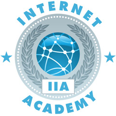 IIA Internet Academy Promo Graphic